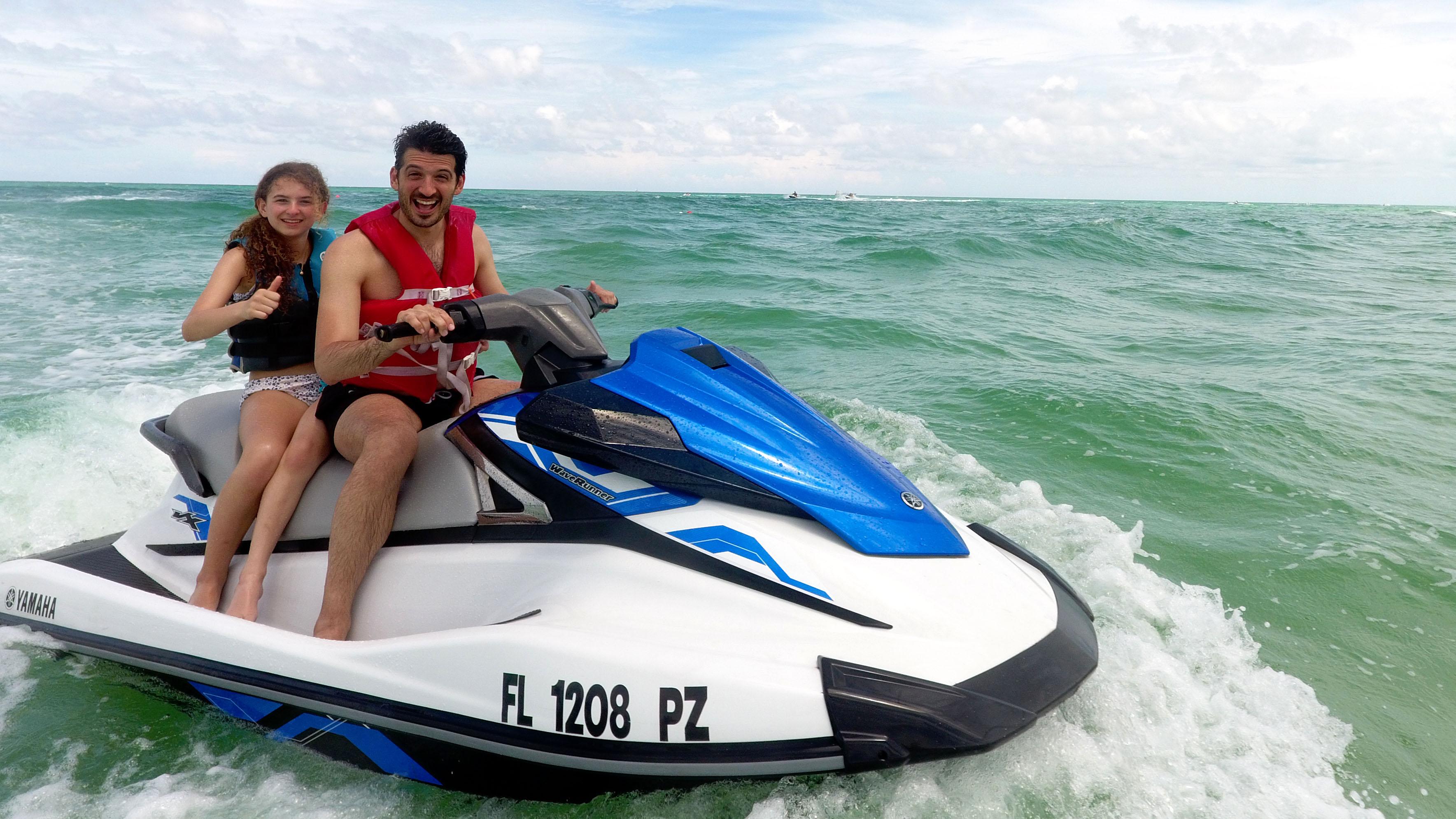 Miami Jet Ski Tour